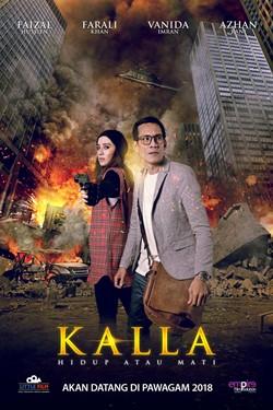 11 OKTOBER 2018  - KALLA : HIDUP ATAU MATI (MALAY)
