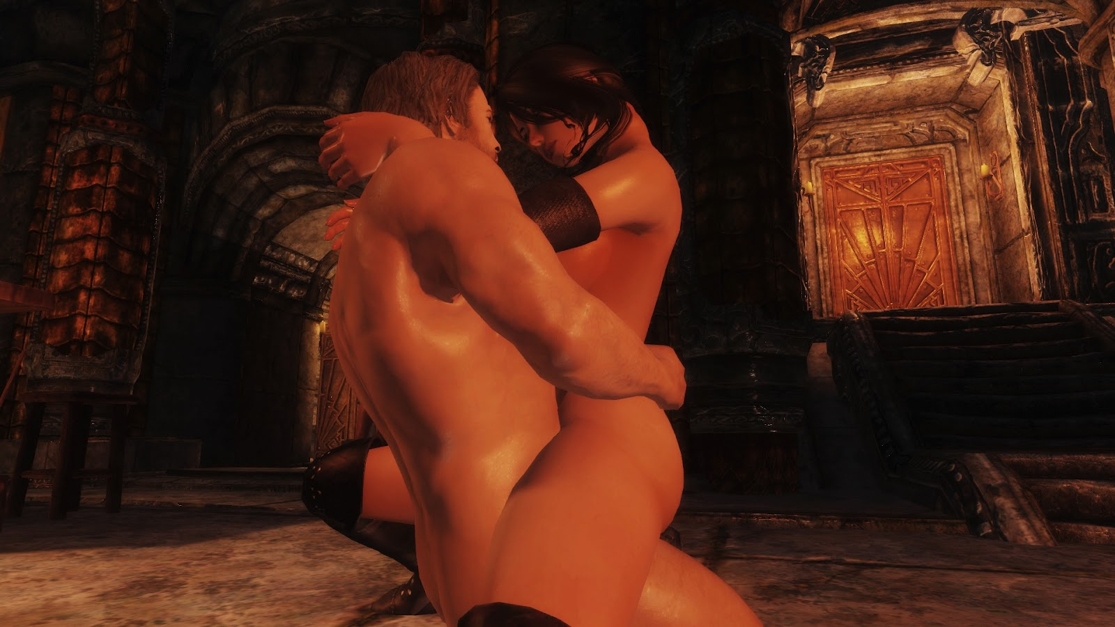 Nude patch in skyrim sexy galleries