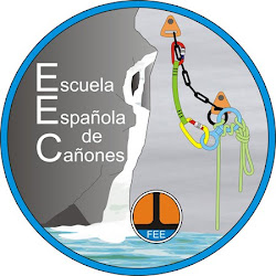 Escuela Española de canyones- Federacion Española de Espeleologia.