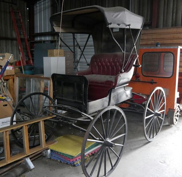Studebaker buggy
