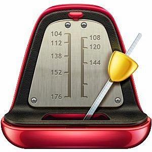 http://www.amazon.com/Gismart-Real-Metronome-Free/dp/B00MFQ3E50/ref=sr_1_1?s=mobile-apps&ie=UTF8&qid=1410054922&sr=1-1&keywords=real+metronome