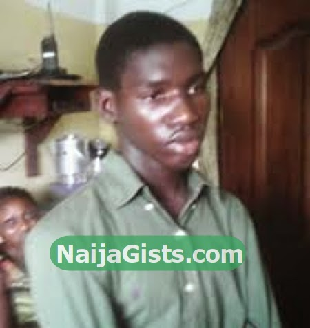 boy stab father oshodi lagos