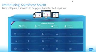 Salesforce Salesforce1 Shield