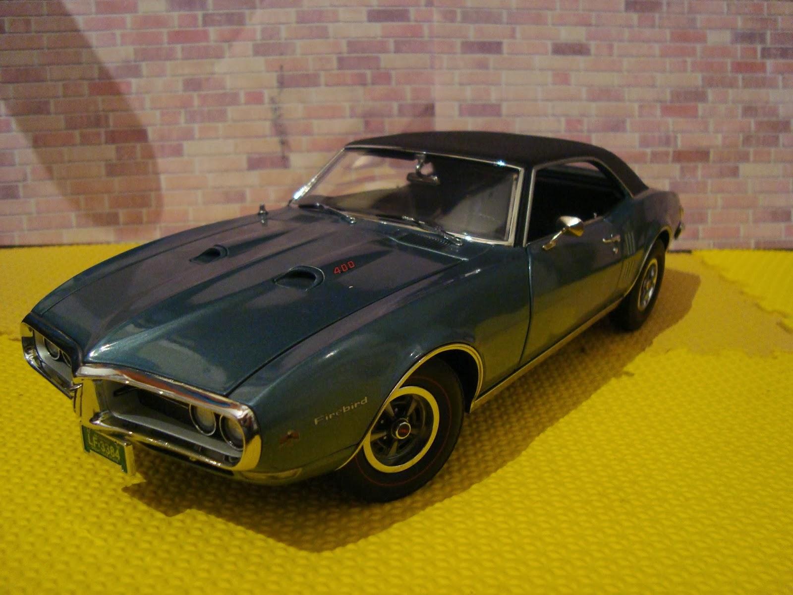 Diecast American Car Nutz General Motors Muscle