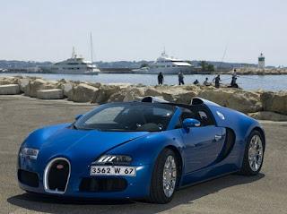 Bugatti Veyron 16.4 Grand Sport 2009