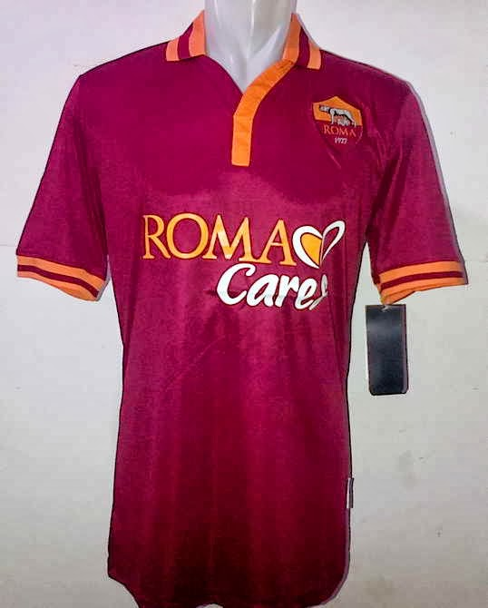 AS Roma Jersey Home