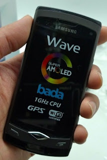 Samsung Wave Picture Image