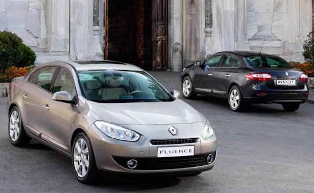 Novo Renault Fluence 2011 - consumo
