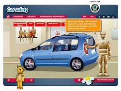 Portal Seguridad Vial Skoda