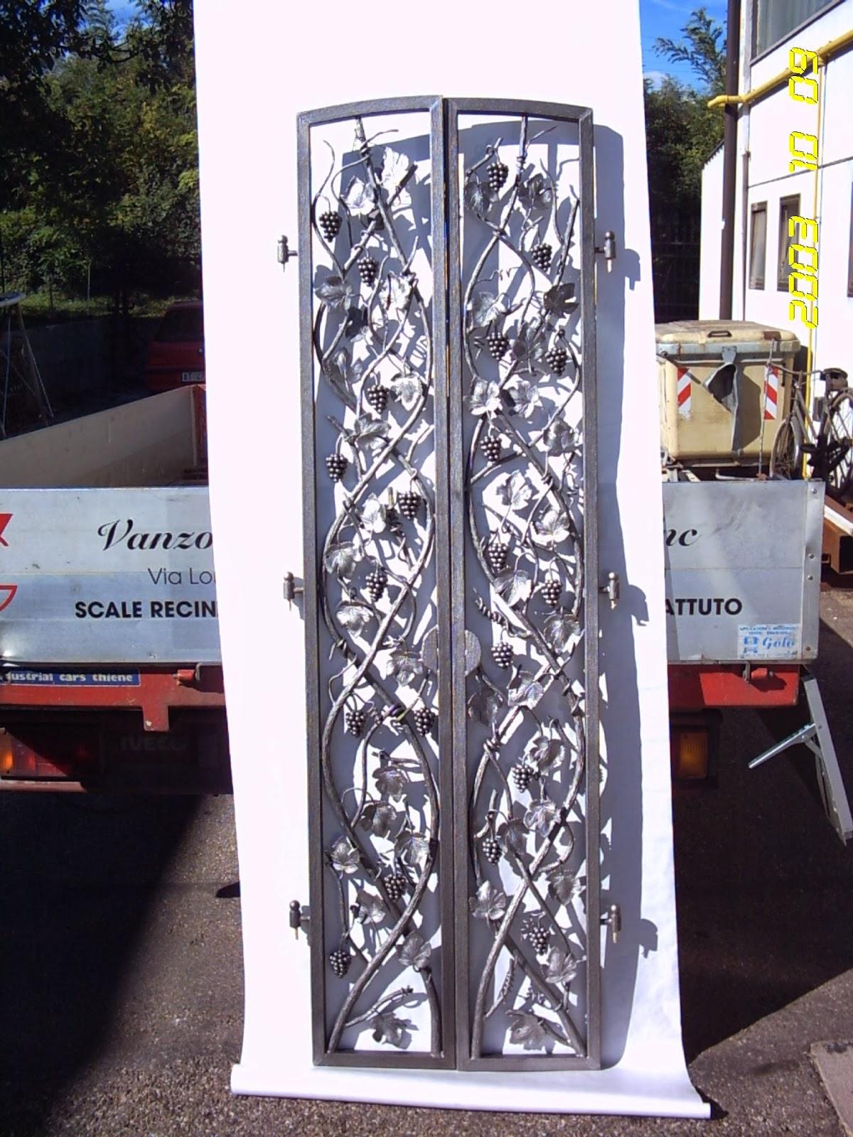 Inferriate inferriate in ferro - Griglie di sicurezza per finestre ...