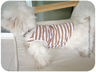 dog T shirt patterns free