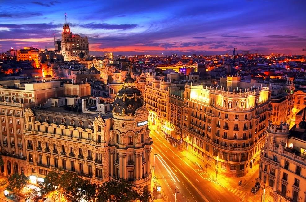 Dicas de hostels em Madri na Espanha