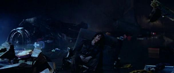 Intacto film 2001 juan carlos fresnadillo plane crash scene