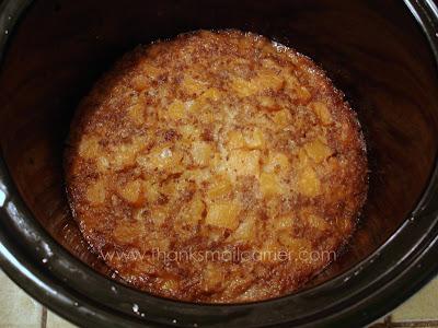 crockpot desserts