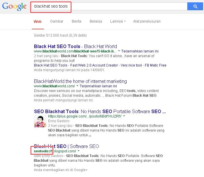 Ini Cara Terbaru Optimasi SEO Onfag Versi Mbah Google