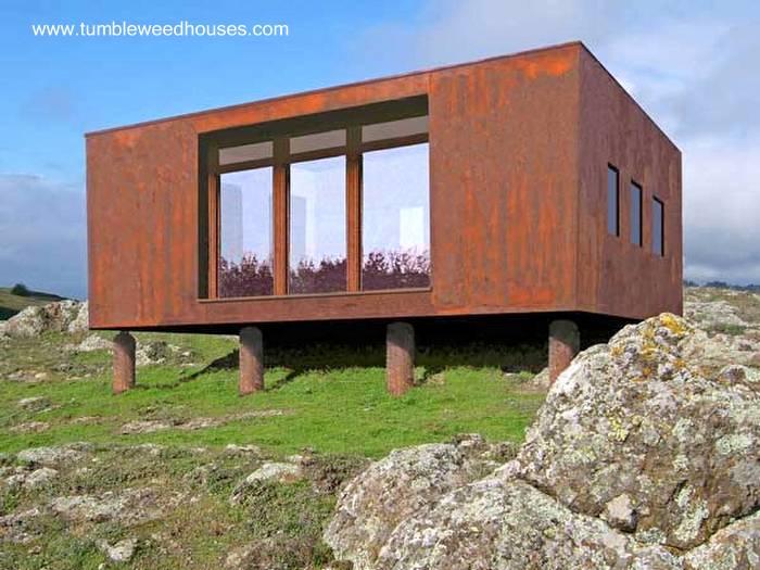 Arquitectura de casas dise os y tipos de casas peque as for Casas modernas tipo cubo