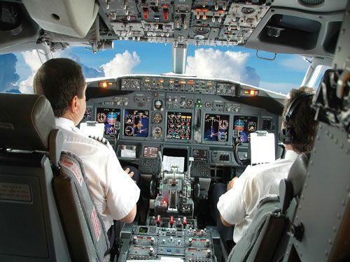 10 Secretos que los pilotos de aviones jamás confesarán - 10 cosas raras