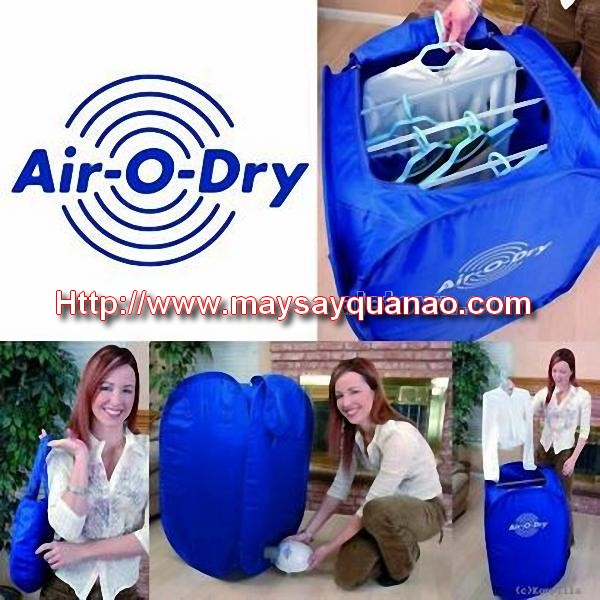 Máy sấy quần áo mini Air–O–Dry