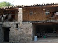 L'antiga pallissa rehabilitada com a habitatge