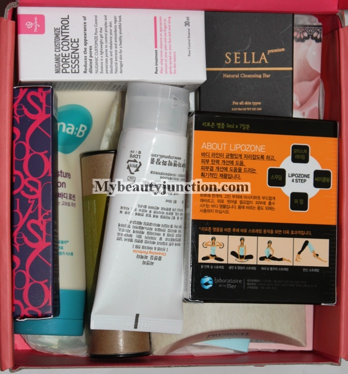 Memebox #5 unboxing, review: International beauty box with Korean cosmetics