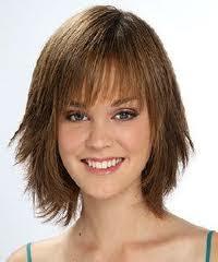 Corte del cabello de la mujer