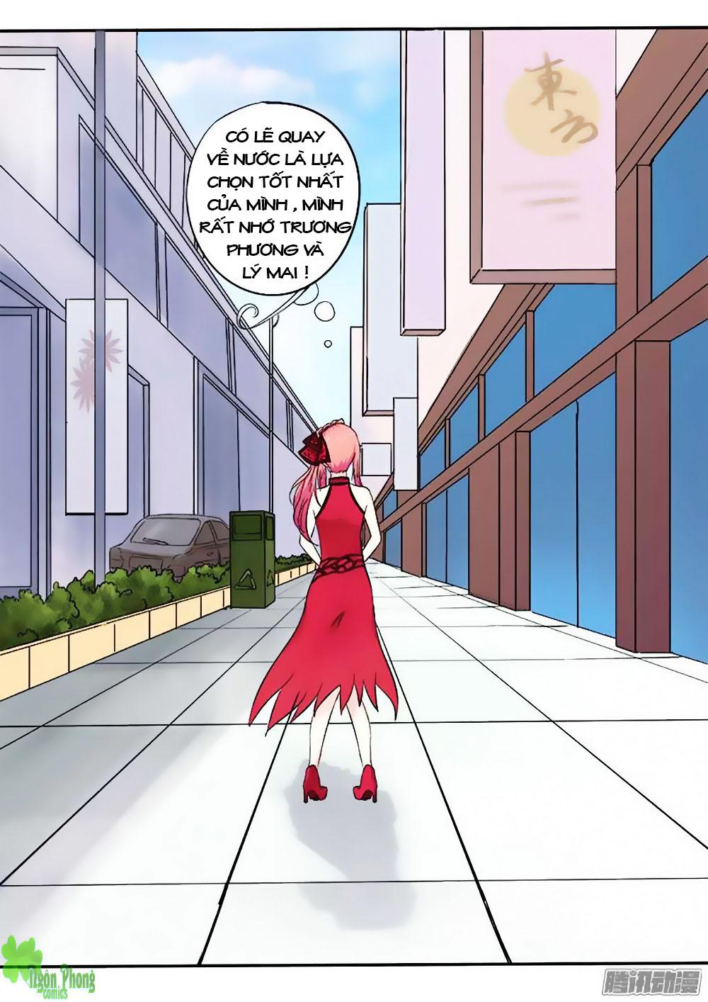 Bạn Trai Hắc Đạo Của Tôi Chapter 133 - Hamtruyen.vn