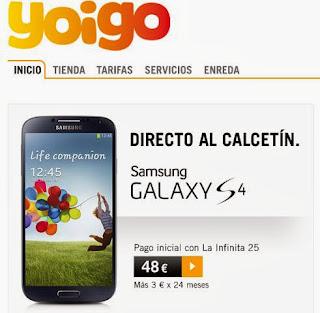 Comprar Samsung Galaxy S4 I9505