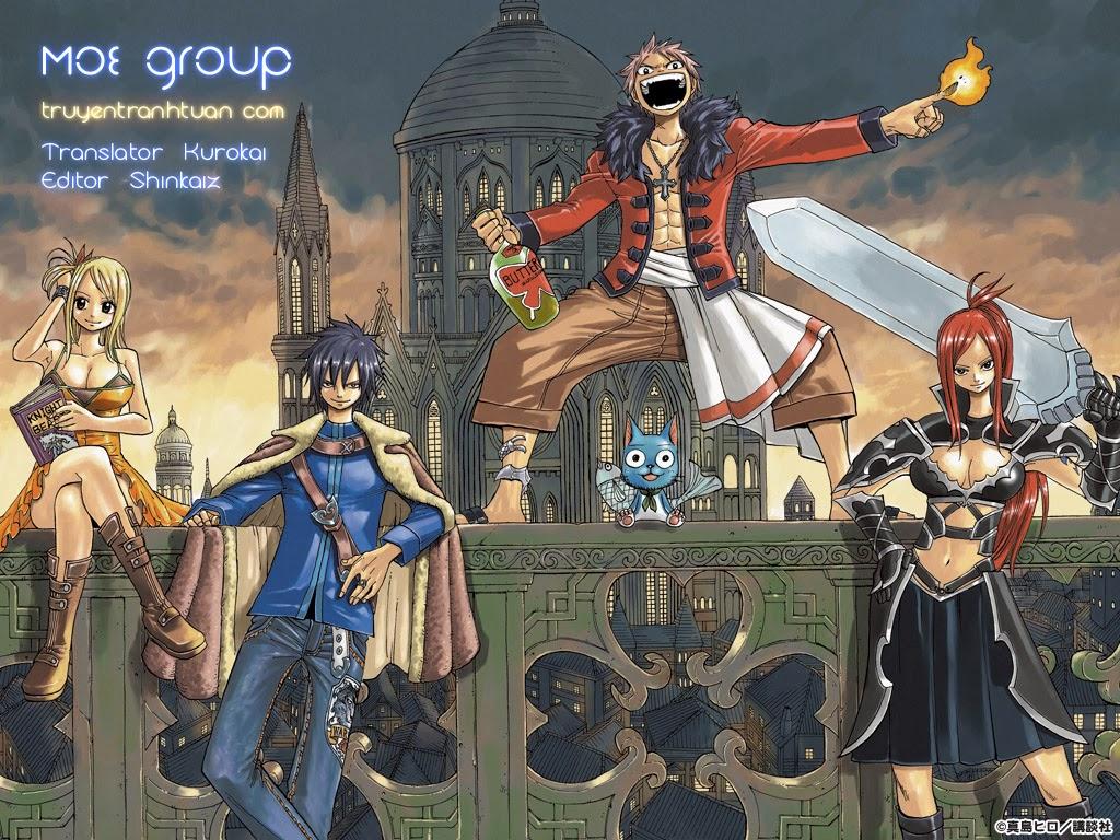 Fairy Tail chap 373 page 1 - IZTruyenTranh.com