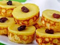 Resep Kue Lumpur Labu Kuning Panggang Fatwah Bahalwan