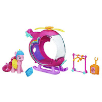 Pinkie Pie Helicopter Playset