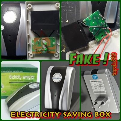 Coi chừng bị lừa đảo với máy giảm bớt 50% tiền điện hàng tháng.