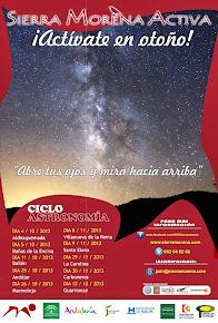Astronomía en Sierra Morena