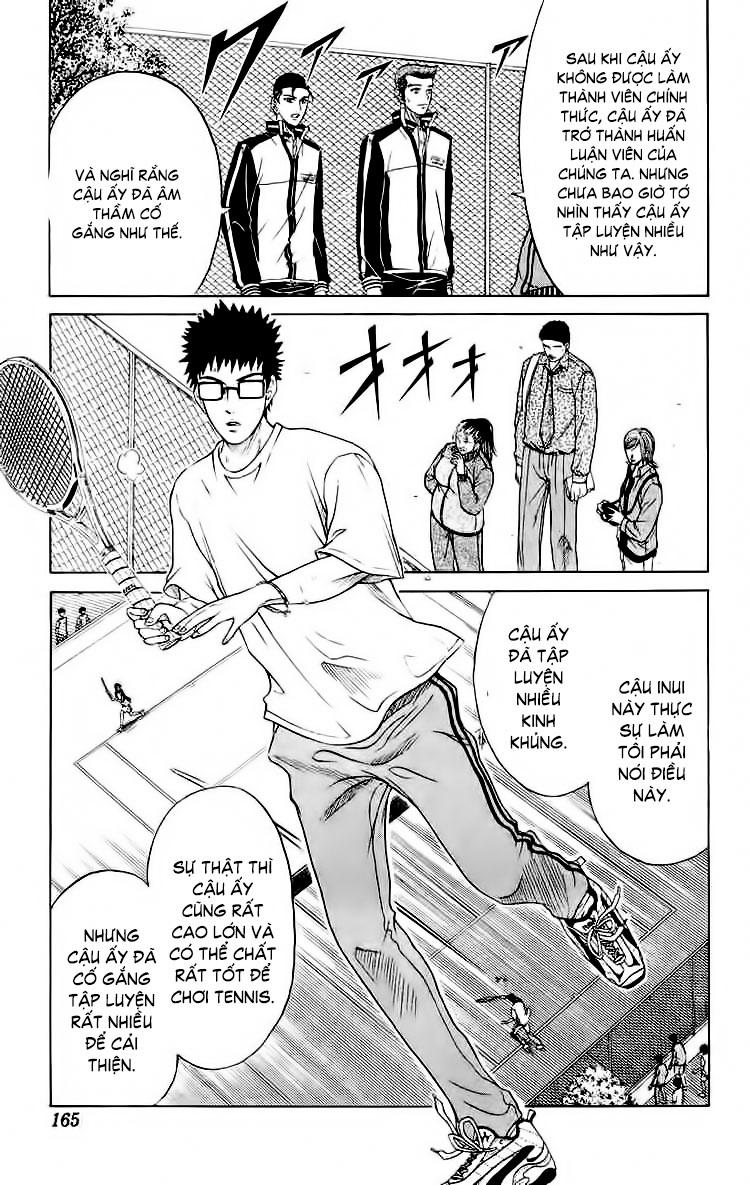 Prince of Tennis chap 114 Trang 3