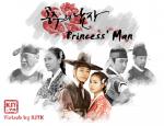 Công Chúa Khương Huệ ( The Princess Man )
