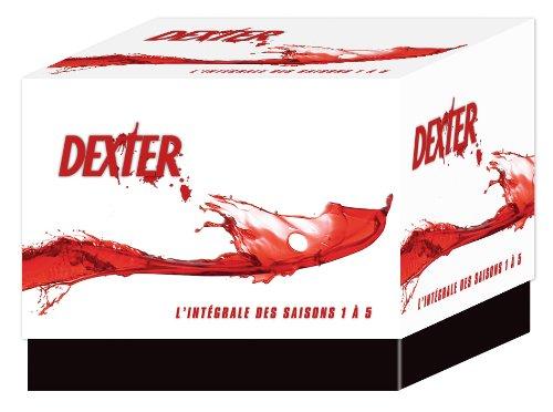 coffret DVD dexter 5 saisons