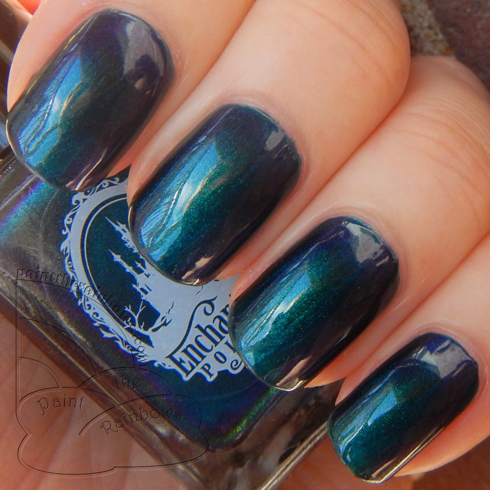 enchanted polish august 2014