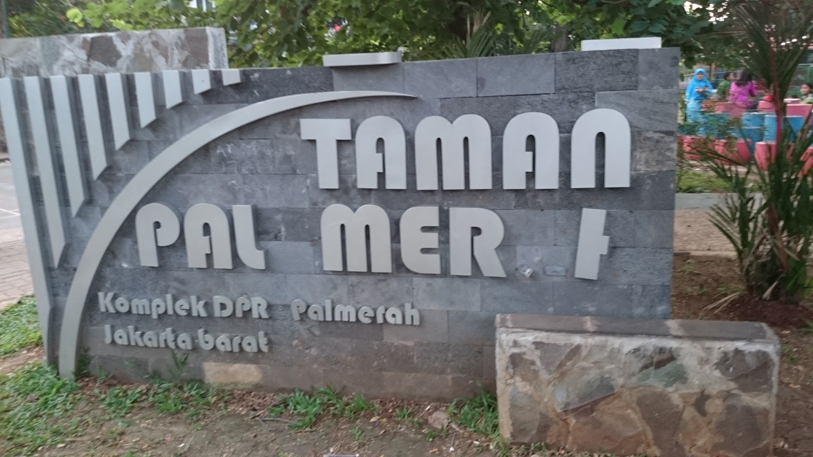 Image result for taman palmerah