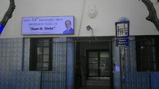 """Escuela Nº 18 """"Juan Benjamín Terán"""" DE 15"""