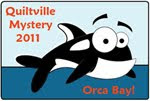 Bonnie Hunter&#39;s Orca Bay Mystery Quilt