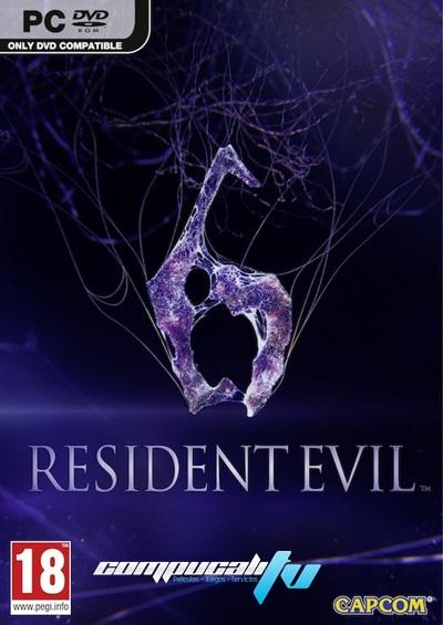 Resident Evil 6 PC Full Español Reloaded
