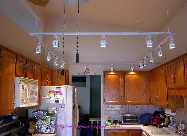 Kitchen Furniture Kitchen Track Lighting