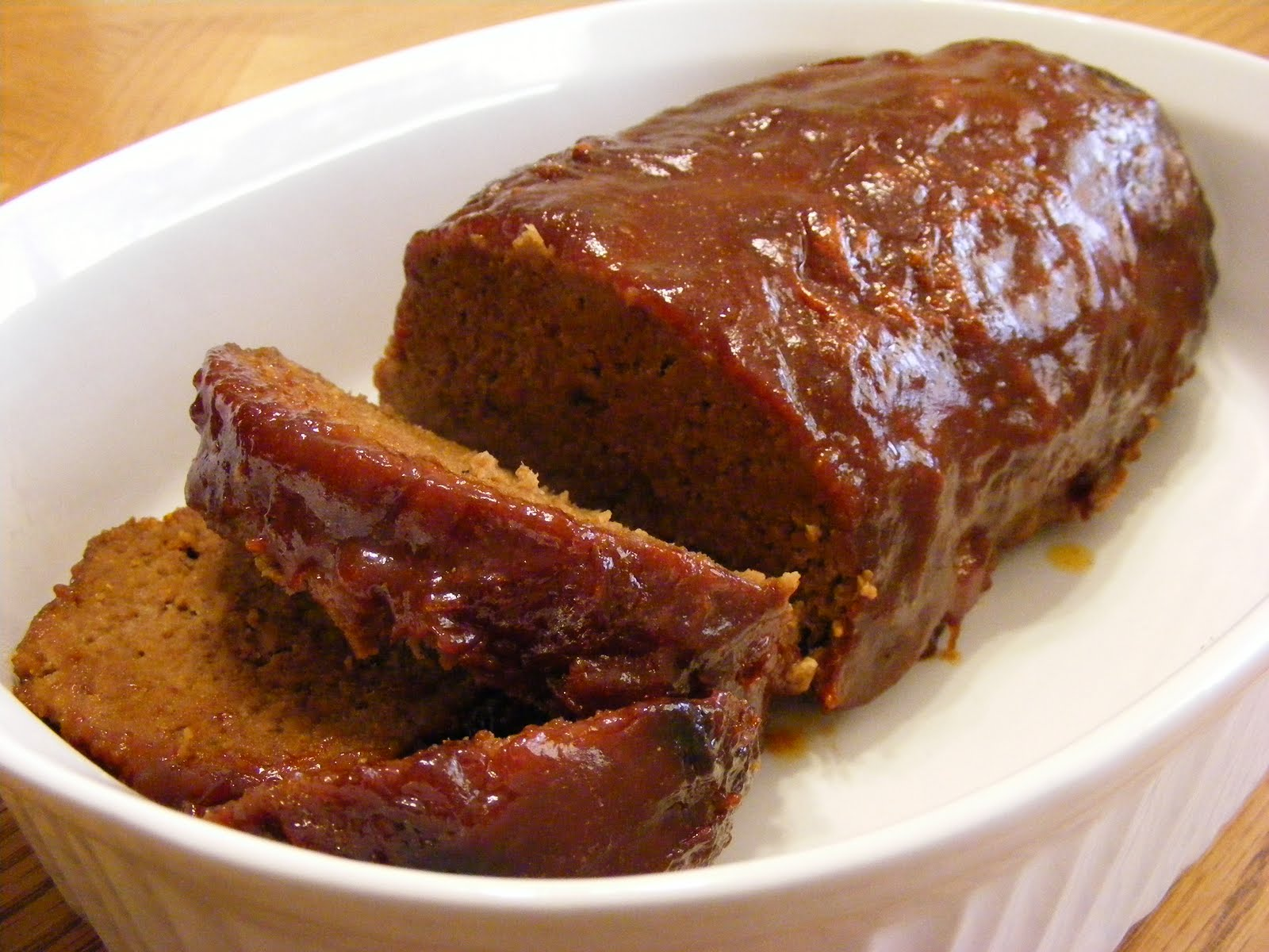 "Amy's ""Sweet"" Memories: Bar-B-Q Meatloaf"