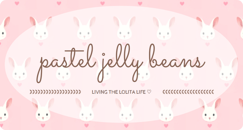 Pastel Jelly Beans ♡