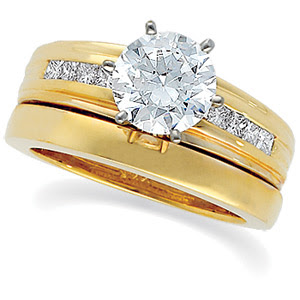 Gold Ring For Wedding