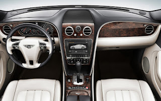 2016 Bentley Continental GT Interior