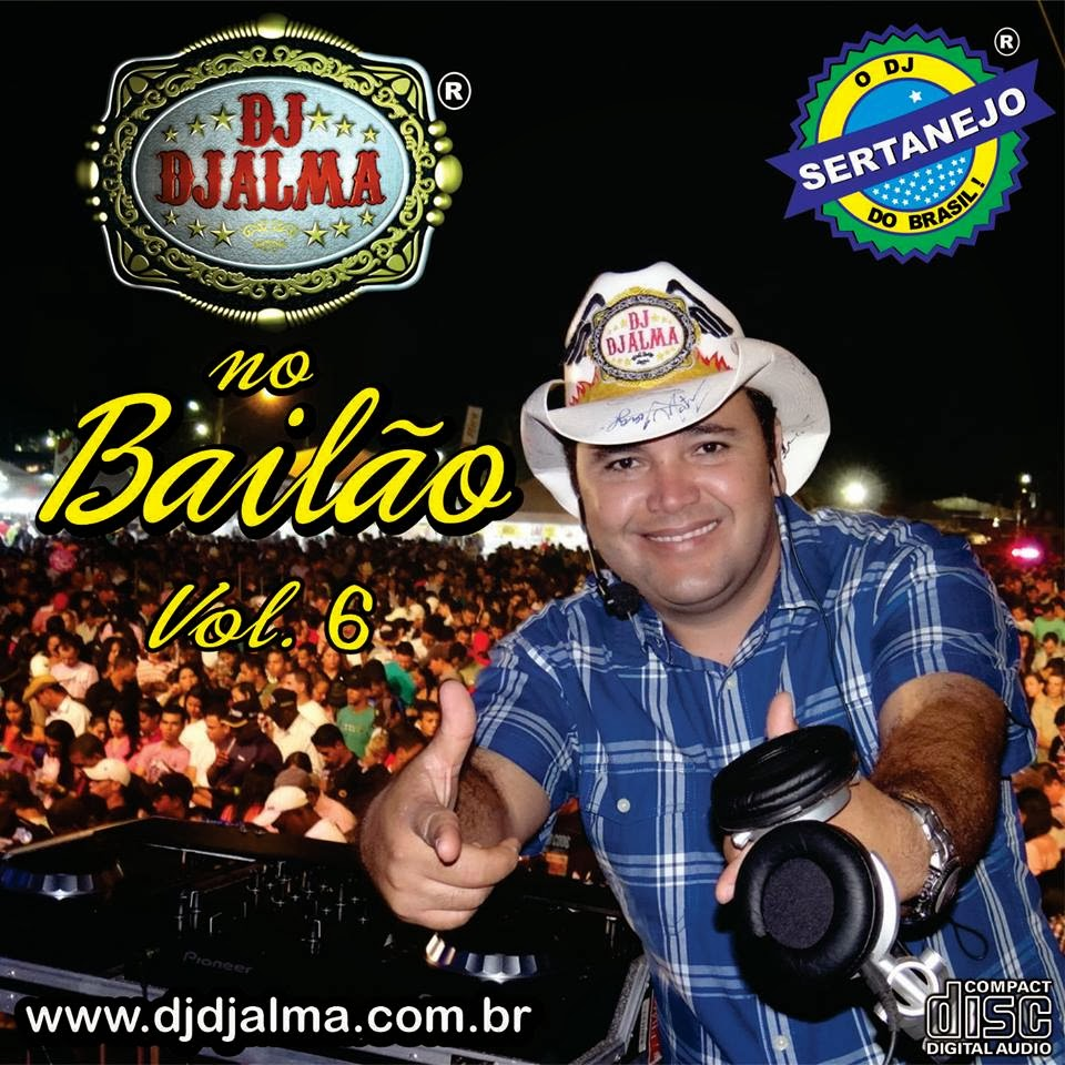 Dj Djalma - No Bail�o Vol.06
