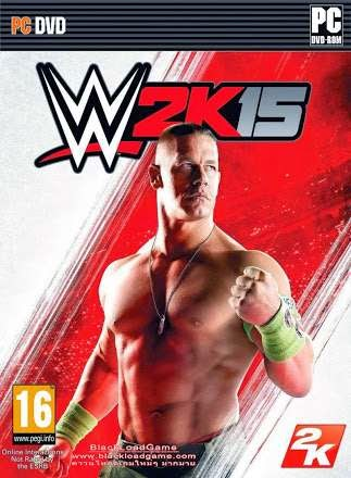 WWE 2K15 (2015) Worldfree4u - Free Download PC Game