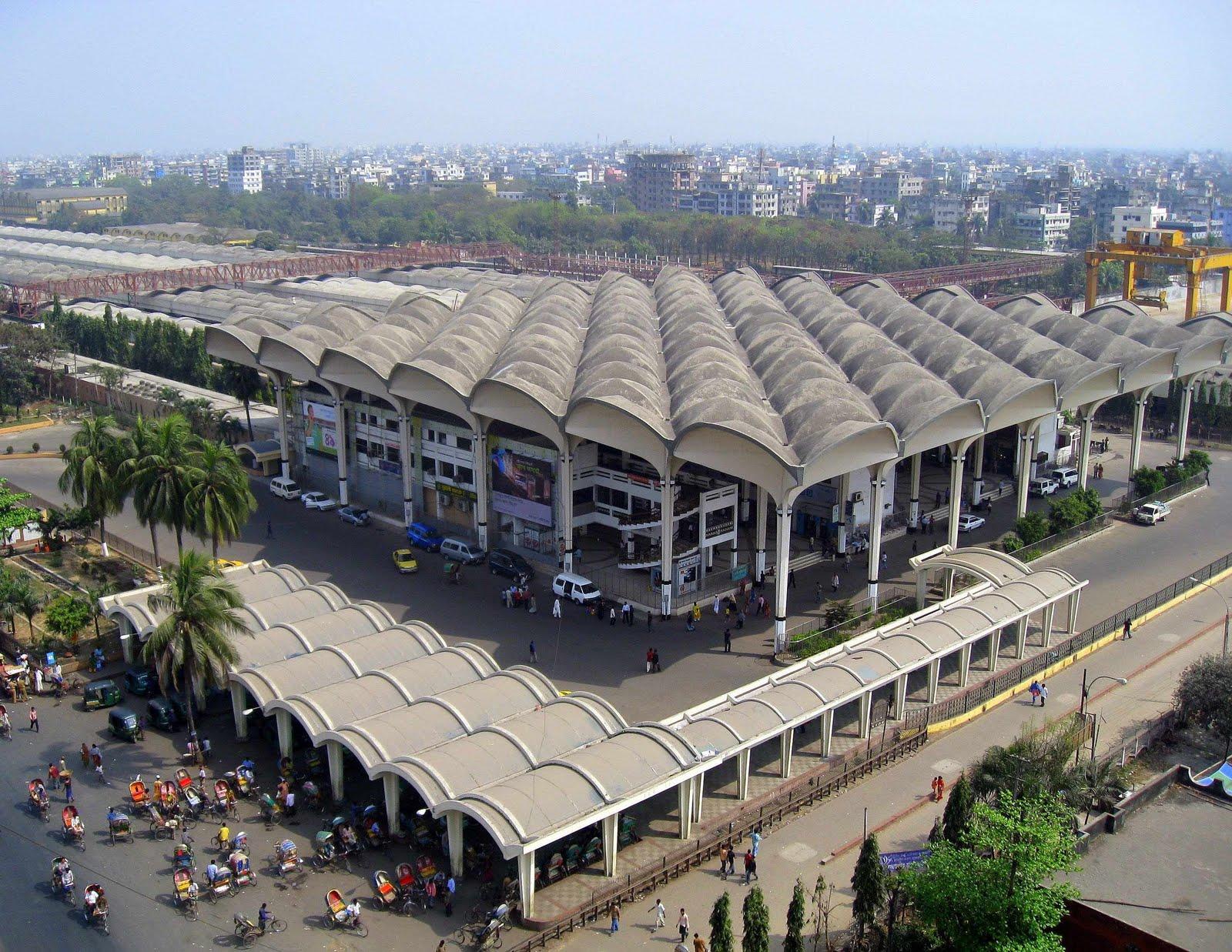 railway station dhaka by - photo #2
