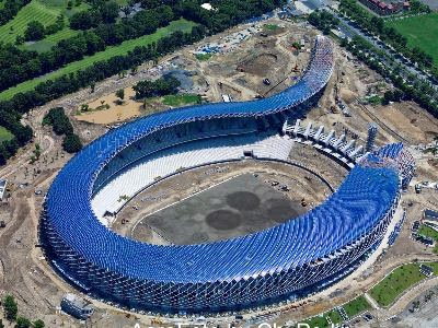 3. World Games Stadium (Kaohsiung, Taiwán)