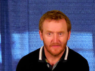 Tony Curran at Shore Leave 2015